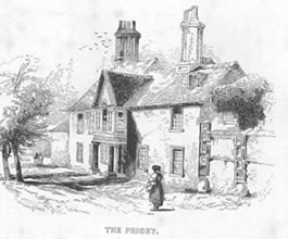 The Priory, Saffron Walden